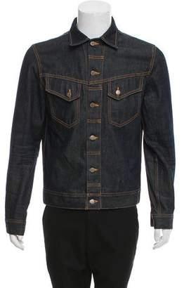 Nudie Jeans Conny Denim Trucker Jacket