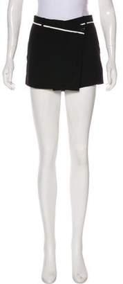 Ann Demeulemeester High-Rise Mini Shorts