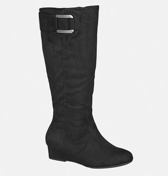 Avenue Tori Low Wedge Boot