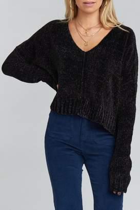 Show Me Your Mumu Hug Me Crop-Sweater