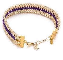 Shashi Serena Clasp Bracelet