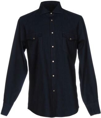 (+) People + PEOPLE Denim shirts - Item 42605191