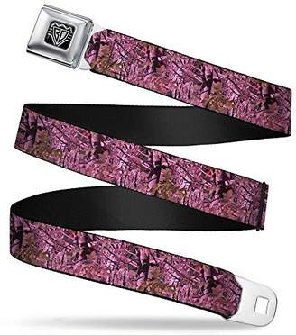 Buckle-Down Unisex-Adult's Seatbelt Belt Camo Regular