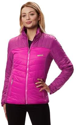 Regatta Purple 'Icebound' Quilted Lightweight Jacket
