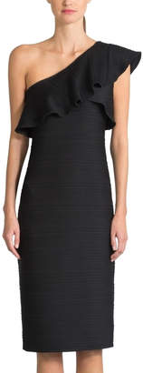 Shoshanna Ginessa Ruffle Dress