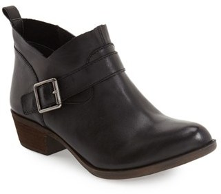Women's Lucky Brand 'Boomer' Western Bootie $138.95 thestylecure.com
