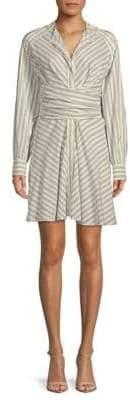 Isabel Marant Belted Stripe Dress