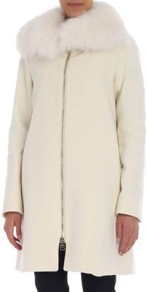 Herno Long Wool Coat