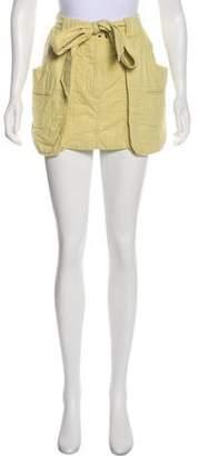 Isabel Marant Mini Cargo Skirt w/ Tags