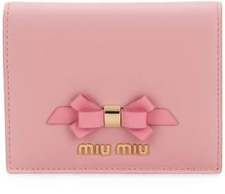 e6d3155c3f55 Miu Miu Bow Handbag - ShopStyle