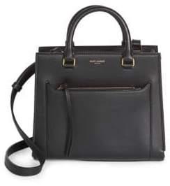 Saint Laurent Baby East Side Cabas Top Handle Bag