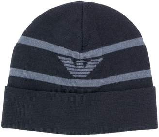Armani Beanie Hats For Men - ShopStyle UK 16de1c0983d