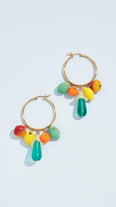 Lee Holst + Fruits of Paradise Earrings