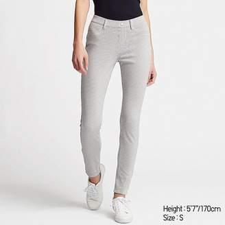 Uniqlo Women's Ultra Stretch Print Leggings Pants