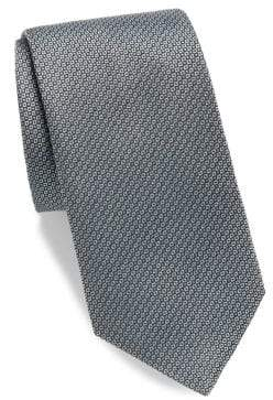 Saks Fifth Avenue Patterned Silk Tie
