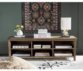 Safavieh Sadie 6-Shelf Low Bookshelf