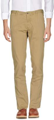 Incotex Red Casual pants - Item 13143457