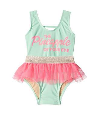 shade critters Pineapple One-Piece with Skirt (Infant/Toddler)