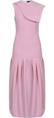 George Keburia Drop Waist Dress