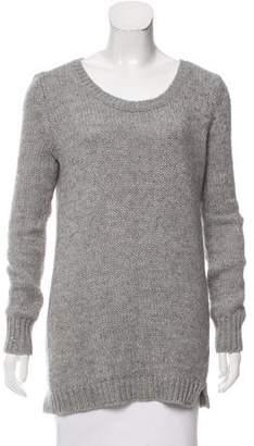 Brochu Walker Lightweight Cable Knit Sweater