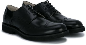Montelpare Tradition TEEN lace-up oxford shoes