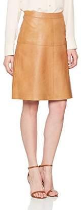 More & More Women's Lederrock Skirt
