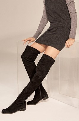 stuart weitzman s hilo thigh high boot shopstyle