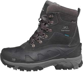 Karrimor Mens Snowfur II Weathertite Snow Boots Black