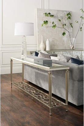 Caracole Highly Social Console Table