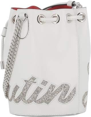 Christian Louboutin White Leather Handbag