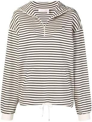 See by Chloe striped pull-over sweater
