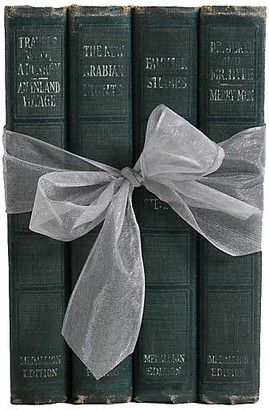 One Kings Lane Vintage Vintage Book Gift Set: R. L. Stevenson - Booth & Williams