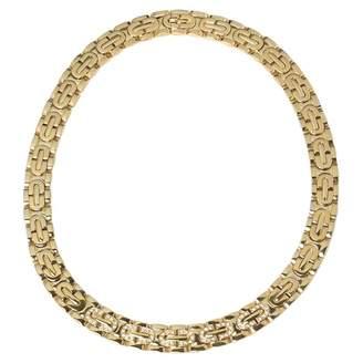 Cartier Maillon Panthère yellow gold necklace