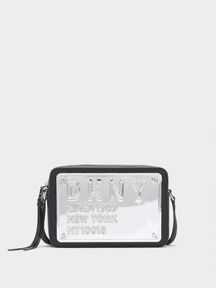 DKNY 10018 Leather Crossbody