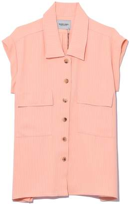 Rachel Comey Brewster Top in Peach
