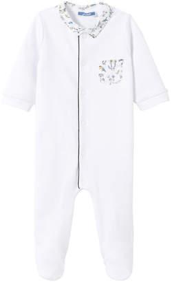 Jacadi Meudon Chest Pocket Jumpsuit