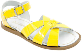 Saltwater Sandals Saltwater Sandal Patented Leather Open-Toe Sandal