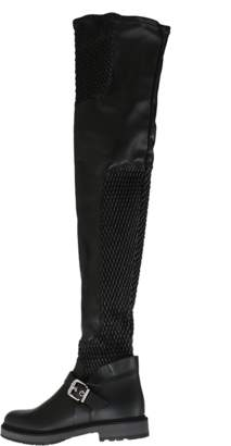 Fendi Wave Over The Knee Boot