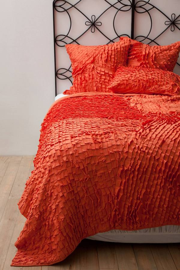 Anthropologie Soup Home Willow Quilt