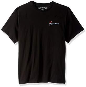 Margaritaville Men's Short Sleeve 5: 00 Somewhere Clock T-Shirt