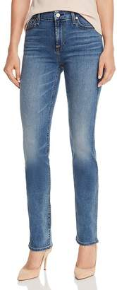 7 For All Mankind Kimmie Straight Jeans in Amazing Heritage