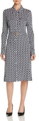 Tory Burch Crista T-Print Shirt Dress