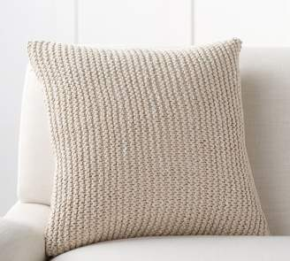 Pottery Barn Corinna Sparkle Pillow Cover