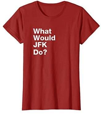 JFK Kennedy T-Shirt USA Funny Political Democratic Shirt