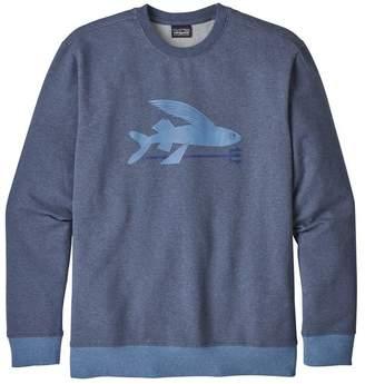 Patagonia Men's Flying Fish Midweight Crew Sweatshirt