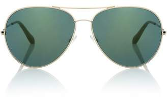 Oliver Peoples Sayer 63 aviator sunglasses