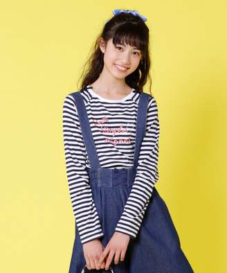 Kumikyoku (組曲) - 組曲 KIDS 【PURETE】オーガニック天竺 カットソー(C)FDB