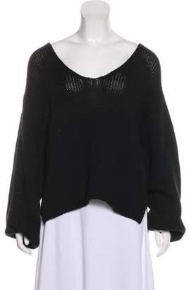 360 Sweater Long Sleeve Knit Sweater w/ Tags
