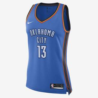 Nike Russell Westbrook Icon Edition Swingman (Oklahoma City Thunder) Women's NBA Connected Jersey