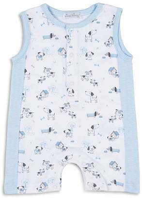 Kissy Kissy Boys' Dog's Day Out Print Romper - Baby
